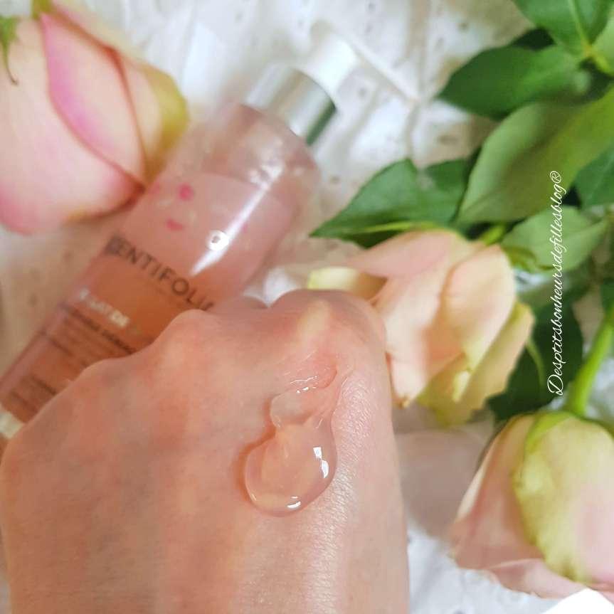 centifolia eclat de rose gelee demaquillante avis
